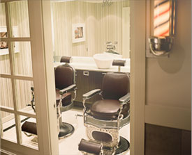 The Vancouver Club - JD's Barbershop