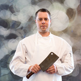 The Vancouver Club - Head Chef, Sean Cousins