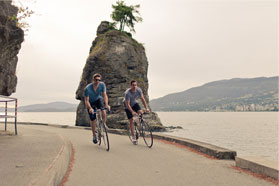 The Vancouver Club - Fitness Around the City
